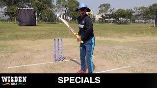 Mithali Raj Masterclass | Wisden India