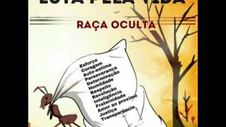 Raça Oculta Com Messias Maricoa - Agarra calma (Album Luta Pela Vida Oficial Audio)