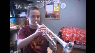 Swing Low, Sweet Chariot-Trumpet Cover
