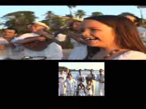 CARLA KJAERBY – EN VIDEO TELETON NICARAGUA 2009
