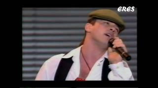 Taxi story. Palau Sant Jordi (04-12-1991). Eros Ramazzotti