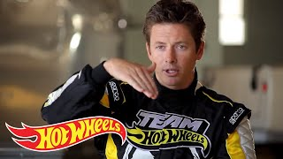 Team Hot Wheels - Yellow Driver Behind The Scenes | Hot Wheels