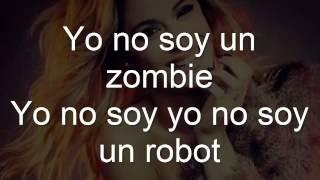 Violetta (Martina Stoessel) - Supercreativa Letra-Lyrics