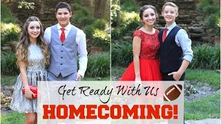 """""""Get Ready With Us"""" HOMECOMING 2015"""