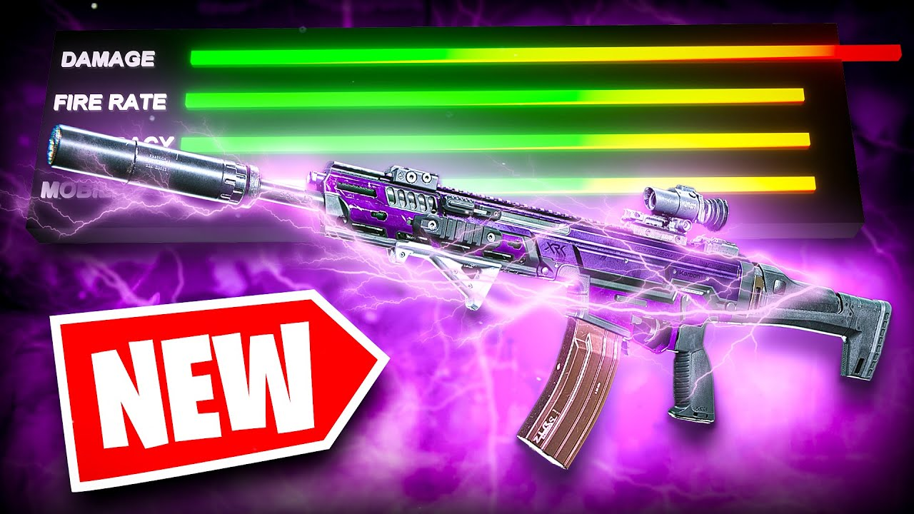 Speros - the **NEW** PURPLE TRACER KiLO iS iNSANE iN WARZONE!! (BEST SETUP)