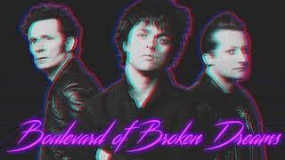 Green Day - Boulevard of Broken Dreams (Wild Cards Remix) (Chipmunk)