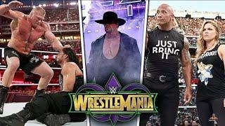 WWE WrestleMania 31 Full Highlights HD width=