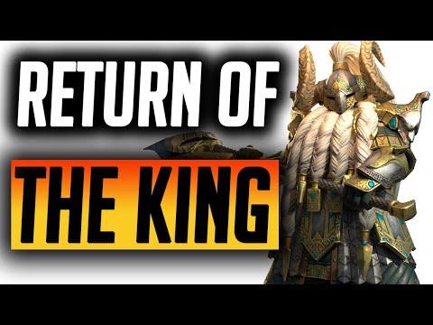 THE KING UNLEASHED!   Raid: Shadow Legends