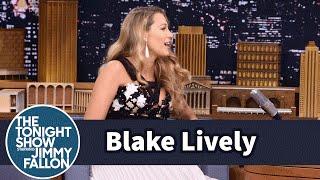 Blake Lively's Daughter Calls Jimmy Fallon Her Dada