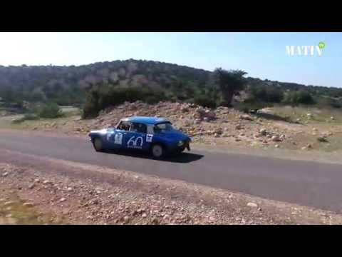 La deuxième étape du Rallye Maroc Classic : paysages montagnards et panorama océanique