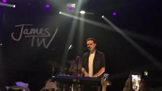 James TW - Different - Live at TivoliVredenburg Utrecht, Netherlands