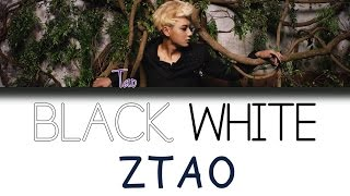 ZTAO (黃子韜) -  Black White (AB) | CHN/PIN/ENG | Color Coded Lyrics |