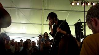 """Bicycle"" - Reignwolf at Newport Folk Festival 7.26.2014"