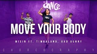 Bella y Sensual - Romeo Santos, Daddy Yankee, Nicky Jam   FitDance Life (Coreografía) Dance Video width=