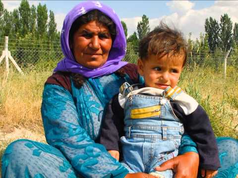 Mevsimlik Tarım İşçileri (UNFPA Türkiye)
