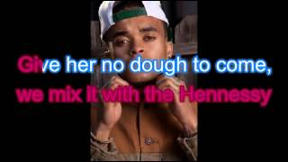 Ray j ft Bobby Brackins - I hit it first w/ Lyrics