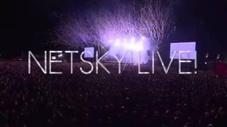 Netsky Live @ Lotto Arena
