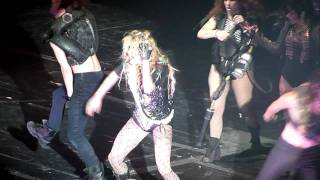 Ke$ha (Get Sleazy Tour 2011) - Blow Live at The Apollo London