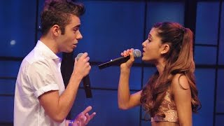 Ariana Grande Hooks Up With Ex Nathan Sykes Again For Another Duet