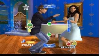 High School Musical 3: Senior Year Dance #4- I Just Wanna Be With You
