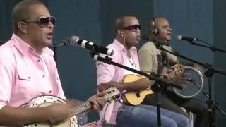 """Samprazer em """"Saudade do amor"""" no Estúdio Showlivre 2012"""