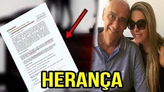 Testamento de Marcelo Rezende é ABERTO e Família se revolta com a NAMORADA nele