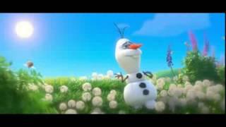 Frozen, Olaf Verano version en  español