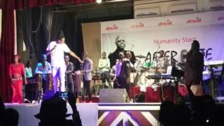 ROYAL MESSENJAH @ The Humanity stars Album Launching