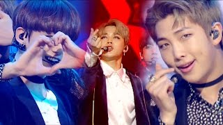 《SEXY》 BTS (방탄소년단) - Blood Sweat & Tears (피 땀 눈물) @인기가요 Inkigayo 20161106
