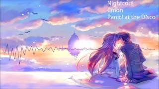 C'mon - Nightcore - Lyrics