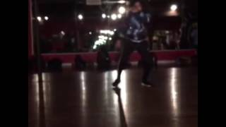 Kyndall Harris , Josh Williams choreography