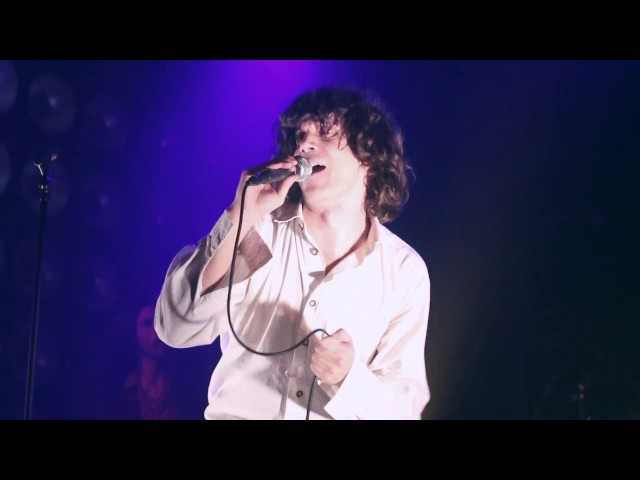 Video de The Risin' Doors en directo - Break On Through (To the Other Side) - Oasis Club (Zaragoza)