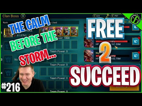 Will This Fusion Be Any Better You Think?? | Free 2 Succeed - EPISODE 216