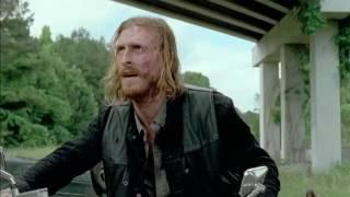 The Walking Dead 7x03 - 'You Don't Scare Easy' Sneak Peek