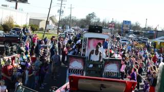 DJ THRILLER IN BOGALUSA LA PART 2