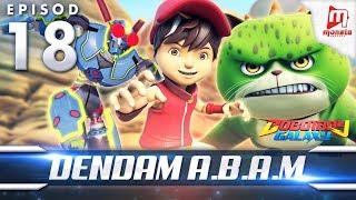 BoBoiBoy Galaxy EP18   Dendam A.B.A.M - (ENG Subtitle) width=