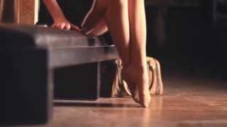 Ballerina Highlight at Phlight studio