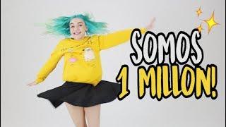 LA CANCIÓN DEL MILLÓN l ¡SOMOS 1 MILLÓN! l Sofia Castro