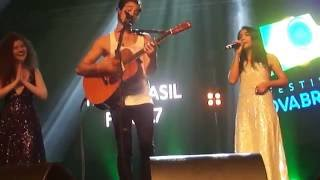 """""""Trevo (Tu)"""" - TIAGO IORC e ANAVITÓRIA - Festival NOVABRASIL"""