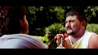 Sangama - Failure Proposing In Park | Golden Star Ganesh Comedy Movie Scene