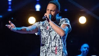 Miles Anthony performs 'I (Who Have Nothing)' - The Voice UK 2014: Blind Auditions 2 - BBC One