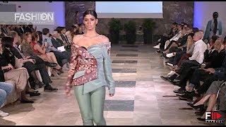 TINATIN MAGALASHVILI Fall 2019 2020 Marbella - Fashion Channel