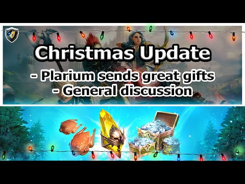RAID Shadow Legends | Christmas Update | Plarium Sends Gifts + General Discussion