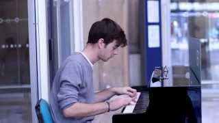 Concours Piano En Gare Le Havre - Arnaud Delmarle - Divenire
