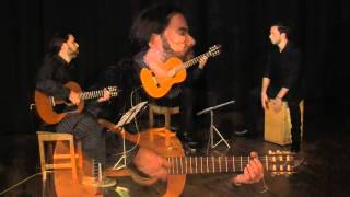 Bamboleo - Gipsy Kings - Barcelon flamenco and rumba guitar