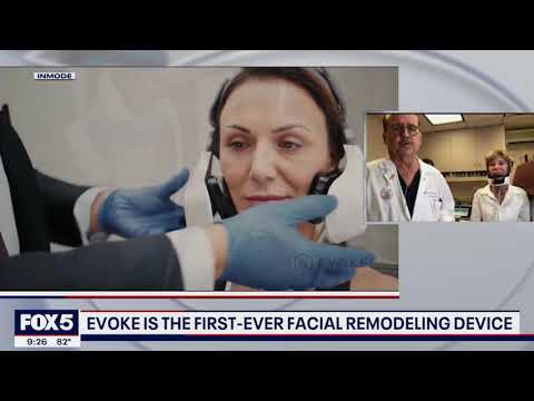 Dr. Bruce Katz is Featured on Good Day New York talking about Evoke, the first-ever facial remodeling device!
