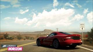 Forza Horizon Soundtrack. Ladyhawke - Black White & Blue