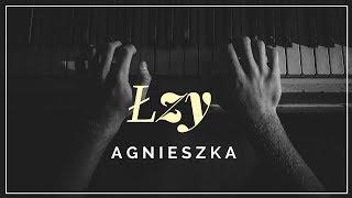 Łzy - Agnieszka + tekst, słowa, napisy.