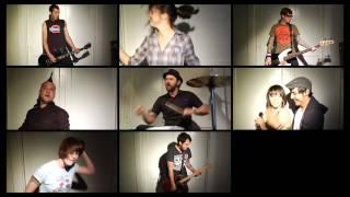 Riverboat Gamblers - DissDissDissKissKissKiss [Official Music Video]