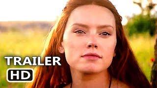 OPHELIA Official Trailer (2019) Daisy Ridley, Naomi Watts Movie HD